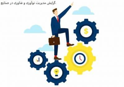 گرایش مدیریت نوآوری و فناوری در صنایع