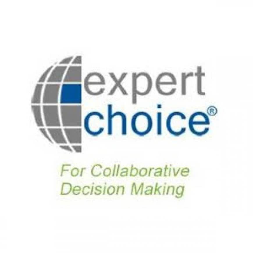 نرم افزار Expert choice