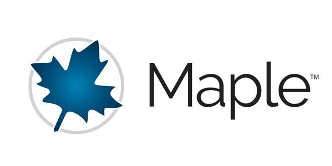 معرفی نرم افزار Maplesoft Maple