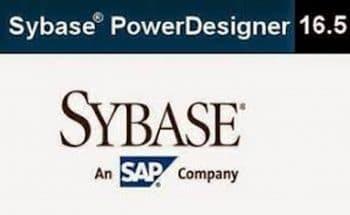 نرم افزار Sybase PowerDesigner