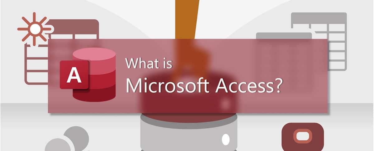 نرم افزار Microsoft Access چیست؟